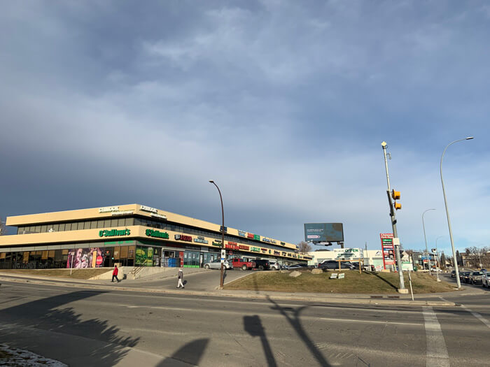 Chinook Park Plaza Building