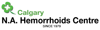N.A. Hemorrhoids Centre - Calgary logo